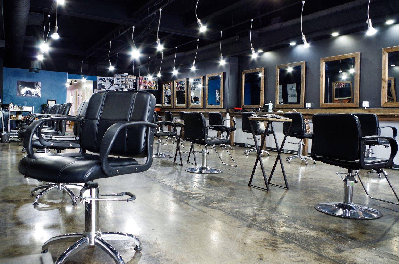 The Black Cat Salon and Spa