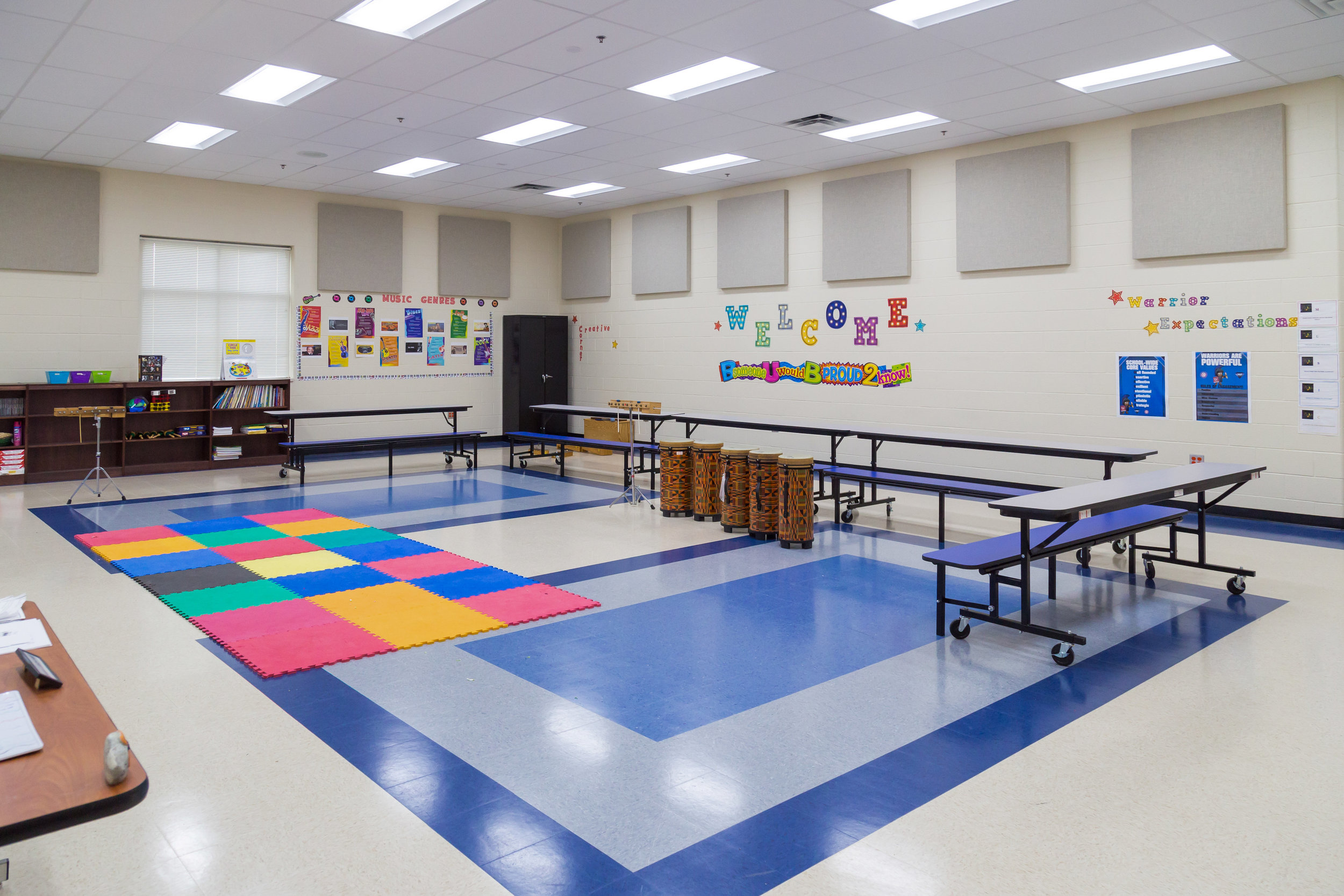 Educational: Westhaven Elementary School  Architect: Renaissance Group  Photography: Paradigm Marketing