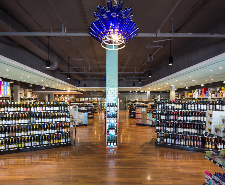 Retail: Doc's Wine and Spirits  Architect: UrbanARCH  Photography:  Chad Mellon