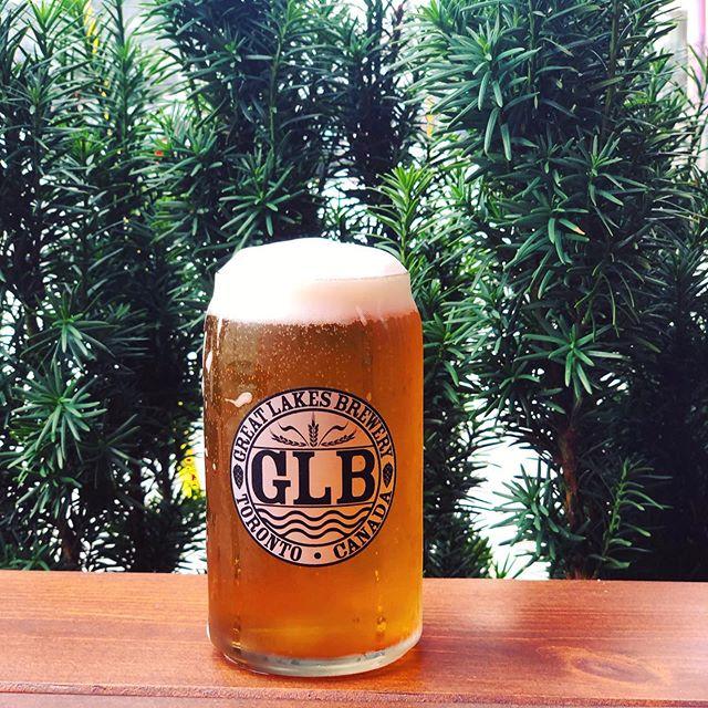 BEAT THE HEAT ☀️ $5 @GREATLAKESBEER BLONDE LAGER ON DRAFT 🍻 . . . . #toronto #craftbeer #greatlakesbeer #torontobeer #beer #greatlakes #drinklocal #torontocraftbeer #drinkTO #instabrew #instabeer #brewery #drinkcraft #ontario #yyz #supportlocal #beerporn #beerme #untappd #beerphotography #craftnotcrap #GLB #ontcraftbeer #provofoodbar #ontariocraftbeer #craftbeerlover #beerstagram #ONcraftbeer #fanaticbeer