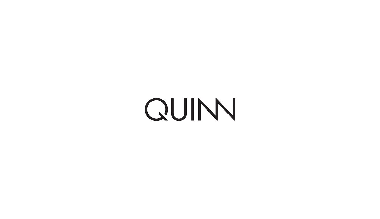 Quinn logo design
