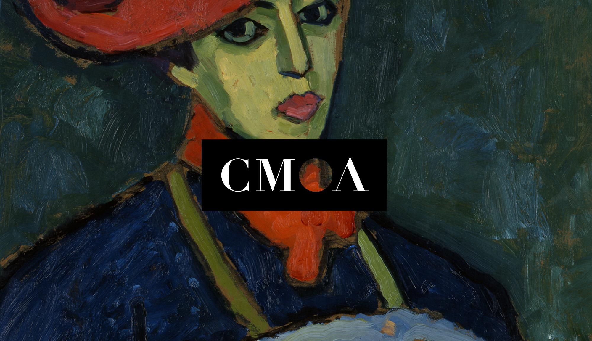Columbus Museum of Art logo design