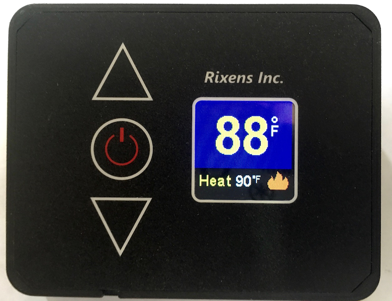 Rixens Digital Heating Thermostat - $79.94