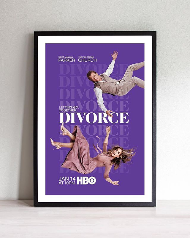 Here's a look at our Key-Art Campaign for Season 2 of DIVORCE on HBO. . . . . . . . . . . @hbo @divorceonhbo @sarahjessicaparker #stockholmdesign #creativeagency #keyart #print #typography #posterart #movieposter #movieposter #filmposter #posterdesign #entertainmentadvertising #advertising #billboard #creative #inspiration #photoshoot #television #tv #film #entertainment #tbt #behindthescenes