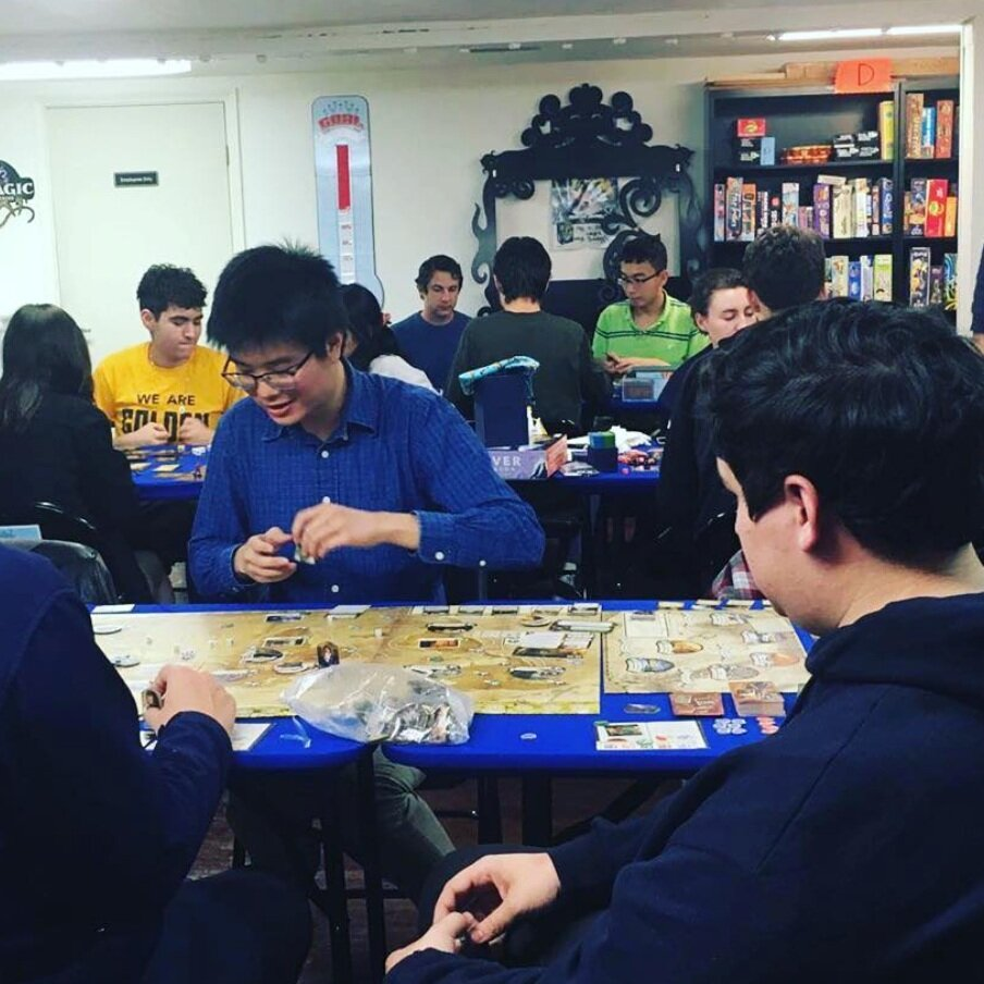 Games of Berkeley