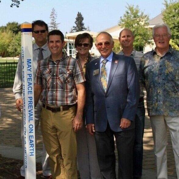 Emeryville Peace Pole Dedication Ceremony
