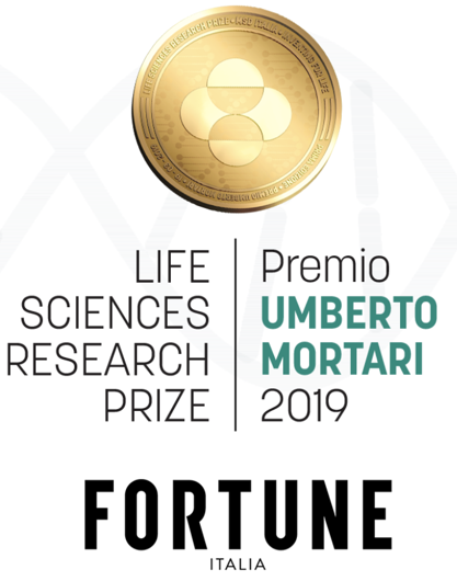 Umberto Mortari award - Merck/MSD and Fortune Italia sponsor an award for one Italian scientist <40 who has returned to Italy and one who has remained abroad and runs successful science outside of Italy. The first recipients of these two awards are Velia Siciliano (IIT) and Simone Sidoli, respectively. See the pictures of the event (link). A special thank you goes to Alfonso Bellacosa (Fox Chase Cancer Center) for proposing Simone's candidacy.Umberto Mortari was President and CEO of the Italian division of Merck from 1992 to 2007. He was a man of incredible prestige at Merck and as industrialist.