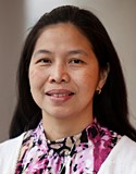 Jennifer T. Aguilan - Jenny works with us and with Pathology. She is a specialist of mass spectrometry-imaging, but she runs a lot of proteomics experiments as well. She works on the development of multiple assays for patient diagnostics.