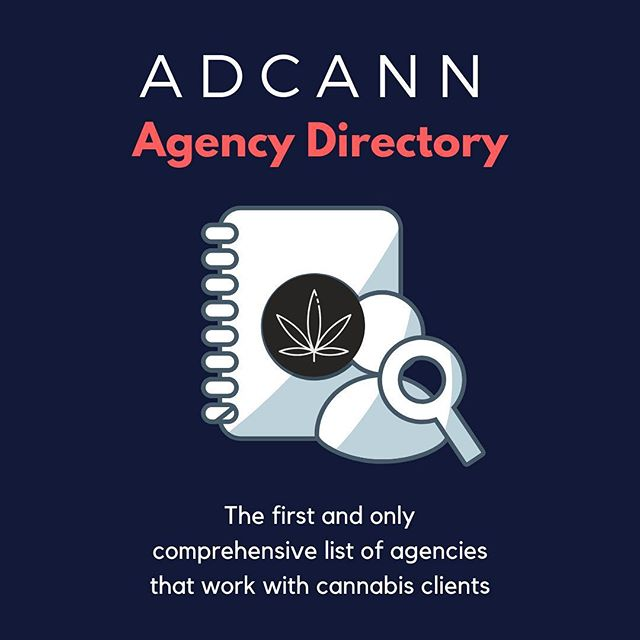We've launched the beta version of our cannabis Agency Directory at adcann.ca/agencydirectory  Our mission is to create some transparency in the cannabis industry by showcasing which agencies are working with which brands. We hope this information is helpful to those seeking to hire an agency or just those interested in the space.  We've started with a small number of agencies and will continue to grow this list over time.  If you own or work for an agency that works with cannabis-related clients and you're interested in being listed, please reach out through DM or email.  Feel free to let us know any suggestions on how can we can make this project better and bring more value to you! 📇🗂