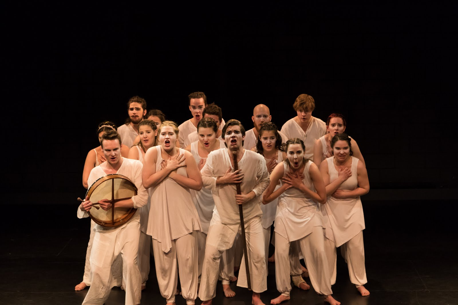 AGAMEMNON: UofMN/Guthrie BFA