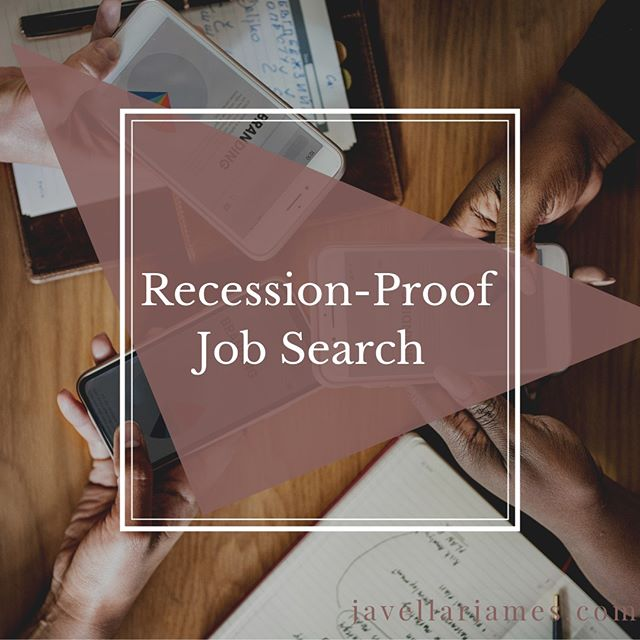 There's been some talk of a looming recession for months now. If you remember the recession of 2008 you know that some industries took a big hit. That meant for the average job-seeker, the options were pretty limited.  How do professionals navigate their job search when the economy says there's no excess money?⠀⠀⠀⠀⠀⠀⠀⠀⠀ ⠀⠀⠀⠀⠀⠀⠀⠀⠀ ▶Network - at least 70% of jobs are obtained by using your personal network. During a recession, companies don't have the budget to advertise their job openings online. Keep in touch with colleagues on the regular, attend networking events, and of course...LinkedIn!⠀⠀⠀⠀⠀⠀⠀⠀⠀ ⠀⠀⠀⠀⠀⠀⠀⠀⠀ ▶Build authority - if you want to stop chasing your next opportunity and instead have the opportunities chase you...build authority around your expertise. Training, speaking engagements, consulting and getting results! Companies hire (even during a recession) because there is a problem they need to be solved. Show your track record of authority and proven success in solving that problem.⠀⠀⠀⠀⠀⠀⠀⠀⠀ ⠀⠀⠀⠀⠀⠀⠀⠀⠀ ▶Focus on targeting growth industry - some industries are not affected by the economy and during a recession, focusing on these industries are a pretty sure bet of you landing a job here. Focus your job search strategy on industries such as government, IT, healthcare and legal. Research your target company's financials to make sure they are holding steady during this time if not, you could find yourself starting your job search all over again. ⠀⠀⠀⠀⠀⠀⠀⠀⠀ ⠀⠀⠀⠀⠀⠀⠀⠀⠀ If you need help with a job search strategy customized just for you, schedule a free 30-minute consultation with me today! Link is in bio.