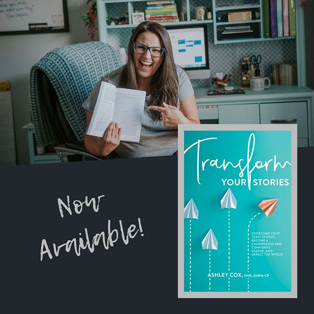 I'm so excited for my friend, Ashley (@ashleycox.co), who has published her first book, Transform Your Stories, which is NOW AVAILABLE on Amazon!!⠀⠀⠀⠀⠀⠀⠀⠀⠀ ⠀⠀⠀⠀⠀⠀⠀⠀⠀ If you want to experience more confidence and courage to lead your team and get better results, this is the book for you. Uncover and overcome the toxic stories that are holding you back from becoming the leader you want to be. #TransformYourStories⠀⠀⠀⠀⠀⠀⠀⠀⠀ .⠀⠀⠀⠀⠀⠀⠀⠀⠀ .⠀⠀⠀⠀⠀⠀⠀⠀⠀ .⠀⠀⠀⠀⠀⠀⠀⠀⠀ .⠀⠀⠀⠀⠀⠀⠀⠀⠀ .⠀⠀⠀⠀⠀⠀⠀⠀⠀ . ⠀⠀⠀⠀⠀⠀⠀⠀⠀ #brandyourbrilliance #javellarjamesbusinesssolutions #leadership #amazonbooks #leadershipcoaching