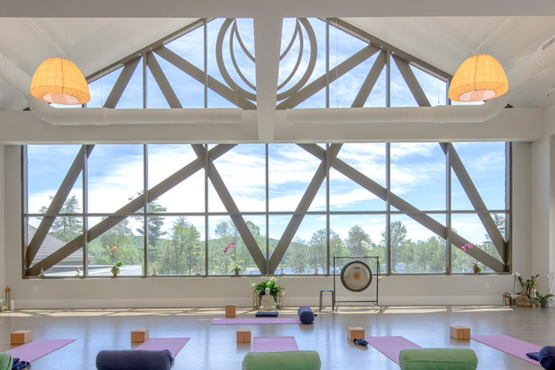 Yoga with a dose of inspiration at YO1