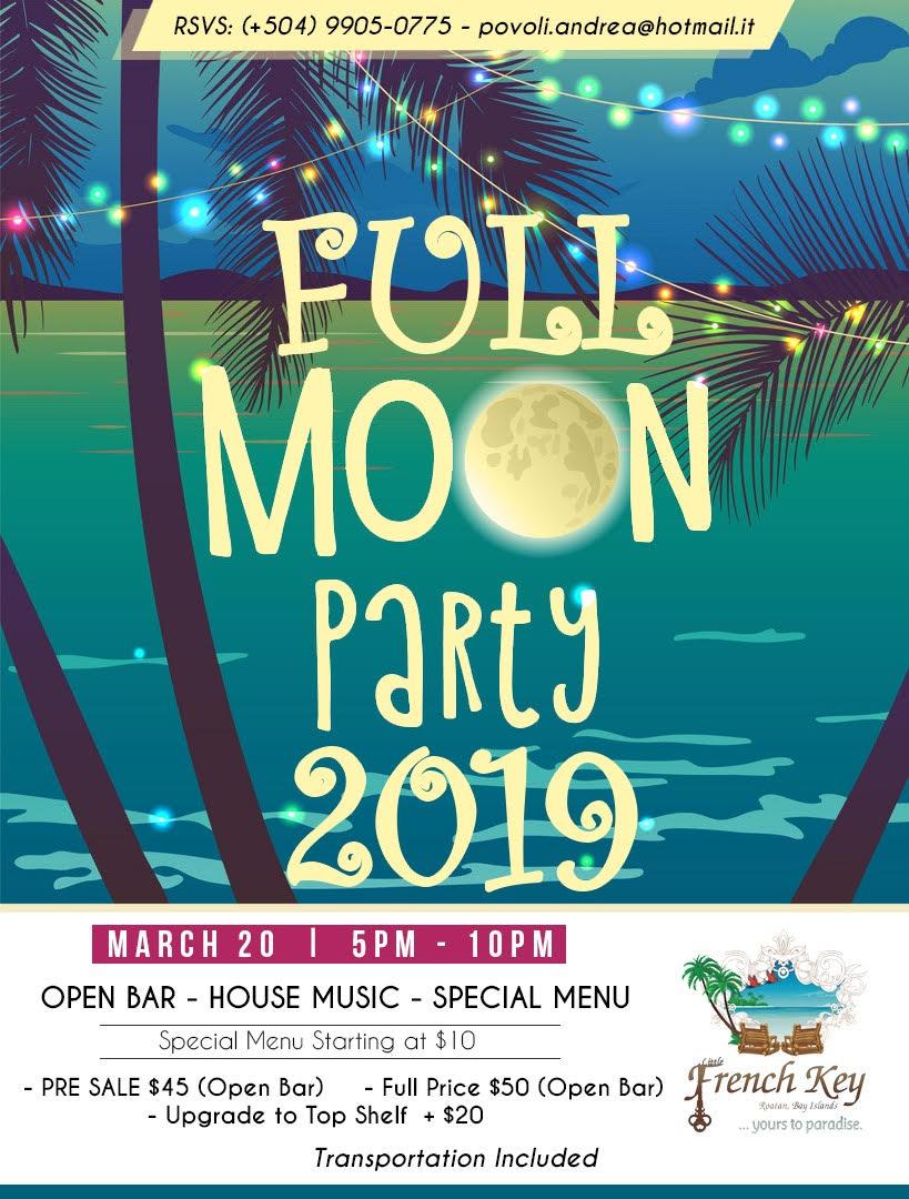 LFK Full Moon Pary