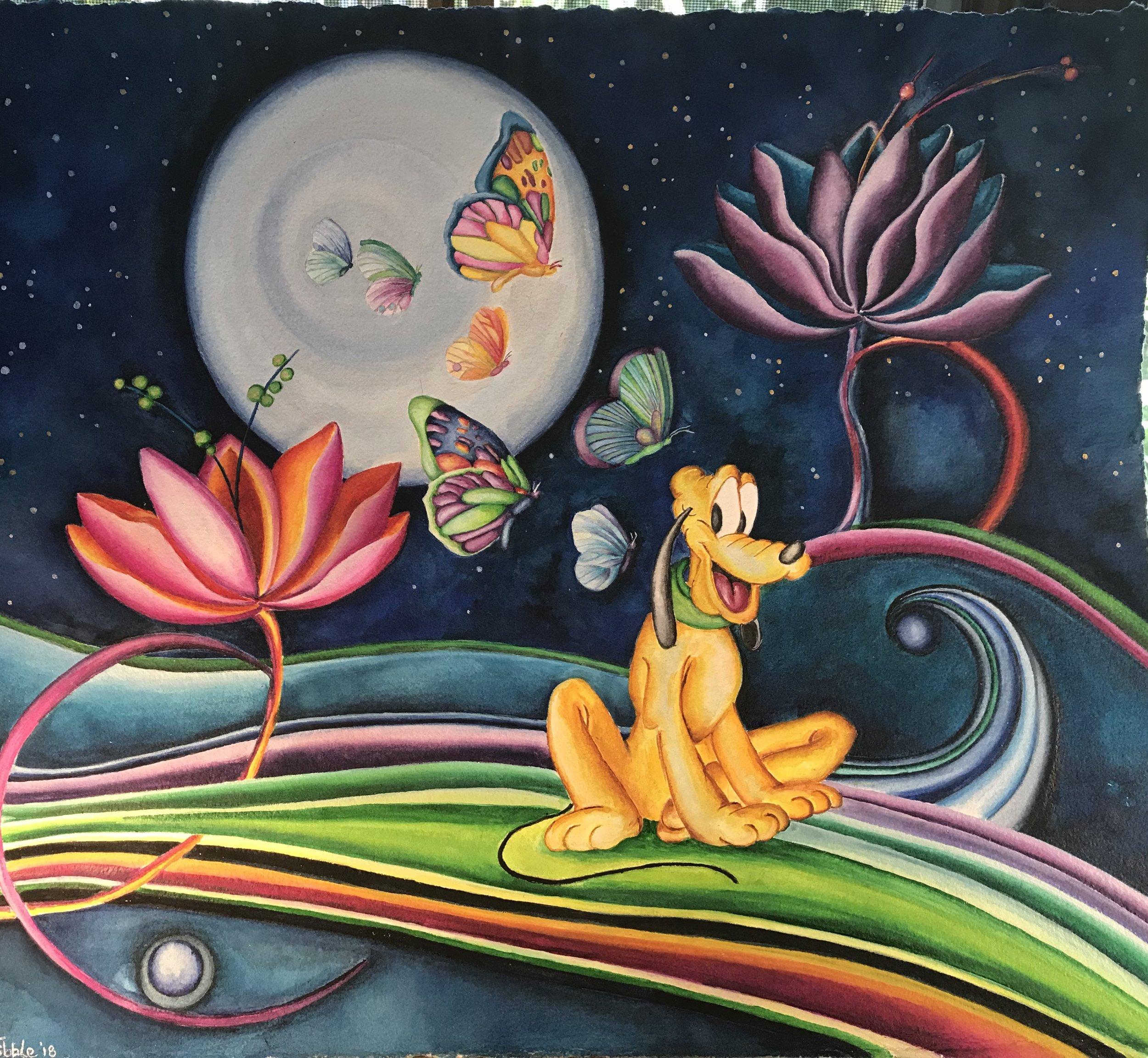 Pluto's Wonder