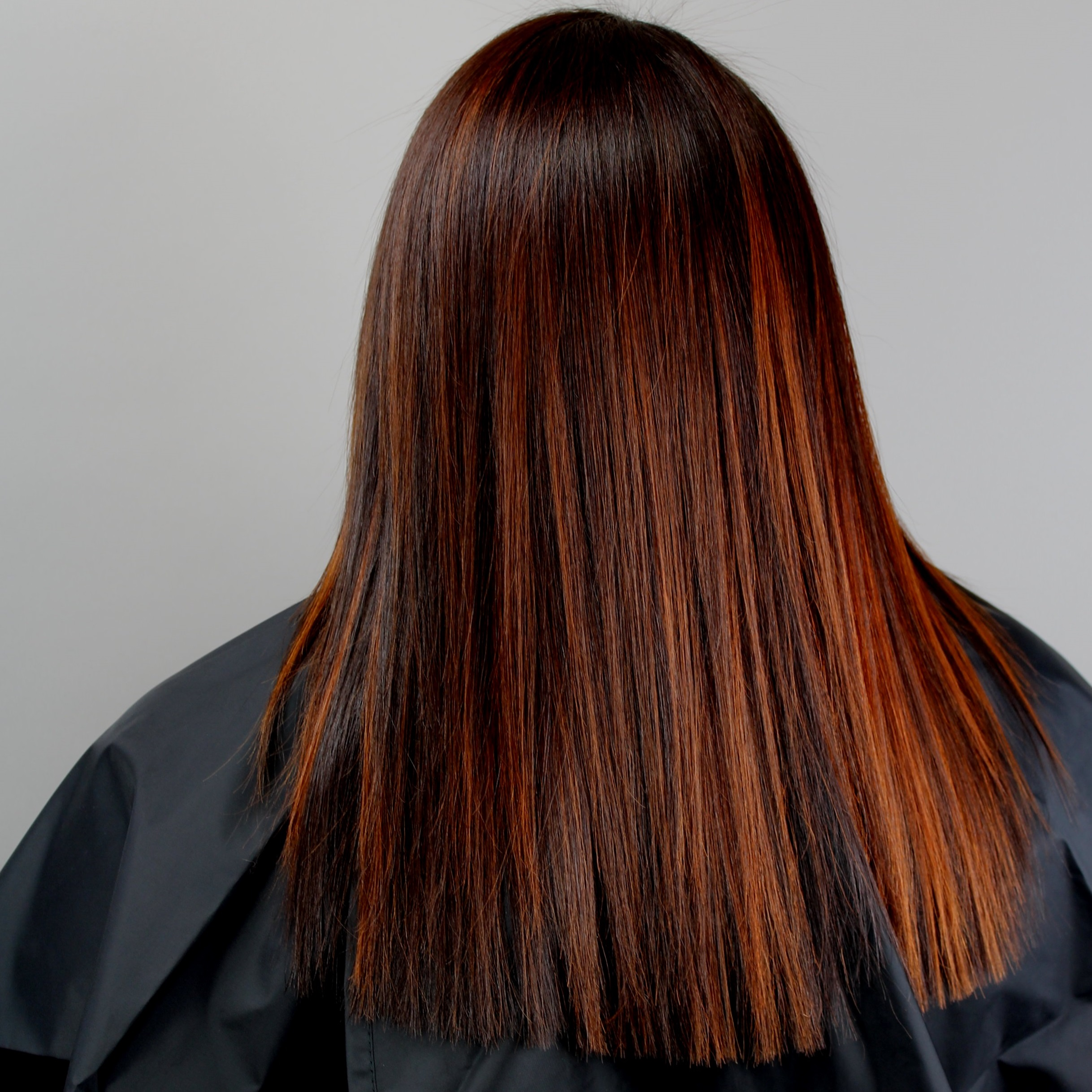 Color and flat iron work by Amy Koepke