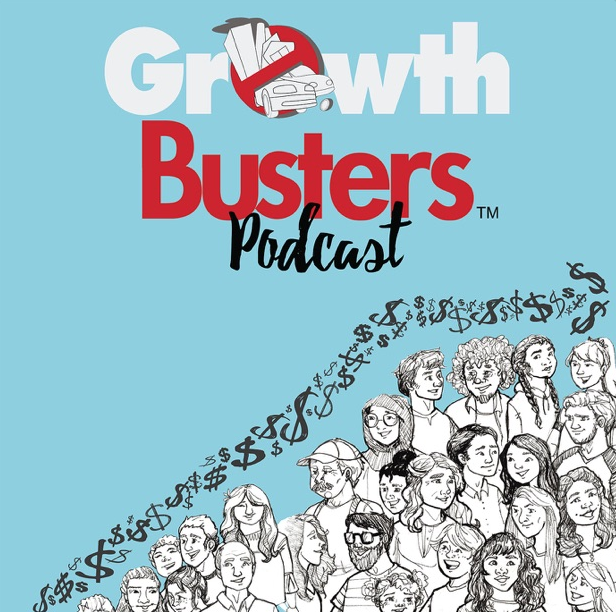 Growth Busters Podcast Logo