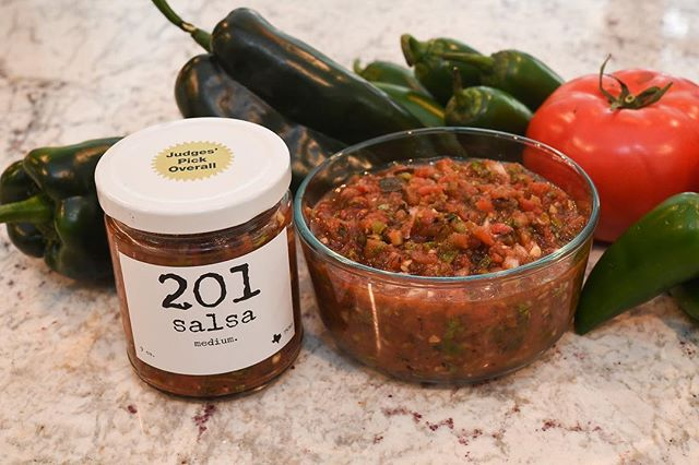 Still need holiday gifts?? 🎁 🎄 201 Salsa will be at 201 Virginia in downtown McKinney (The official 201 Salsa Global Headquarters!) TOMORRW 12/14 during lunch 11-1!  Stop by while you're out and stock up!! #201salsa