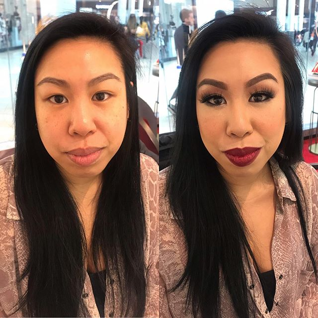 Dolled up my bride-to-be for a wedding she had to attend 😍. Isn't she so beautiful?! She loves dramatic looks. Thanks for trusting in my work and I'm glad that it turned out exactly how you wanted it. Looking forward to your wedding day! Congratulations love!! ❤️👰🏻💍 * Swipe 👈🏻 for more. For booking and inquiries, please contact me at lorrainemakeupartistry@gmail.com www.lorrainemakeupartistry.com . . . . . #lorrainemakeupartistry #torontomua #torontomakeupartist #makeupartist #mua #weddingbells #weddingday #weddingvibes #weddingseason #weddingmakeup #weddingmua #bridalmakeup #love #tbt #bride #bridetobe #isaidyes #engaged #promua #freelancemua #igdaily