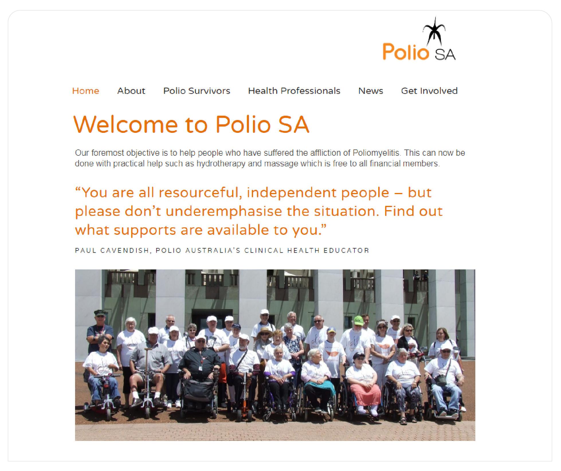 Polio SA