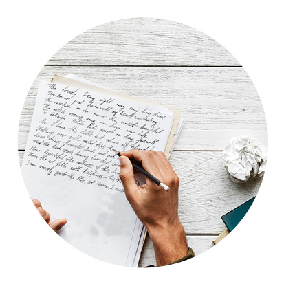 COPYWRITING - We'll edit existing text and write new material to articulate the point of difference defined in your workshop.Website text will be sent to you in Word to make approval or edits easy.