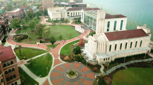 Loyola University Chicago - The Gannon Center for Women and Leadership