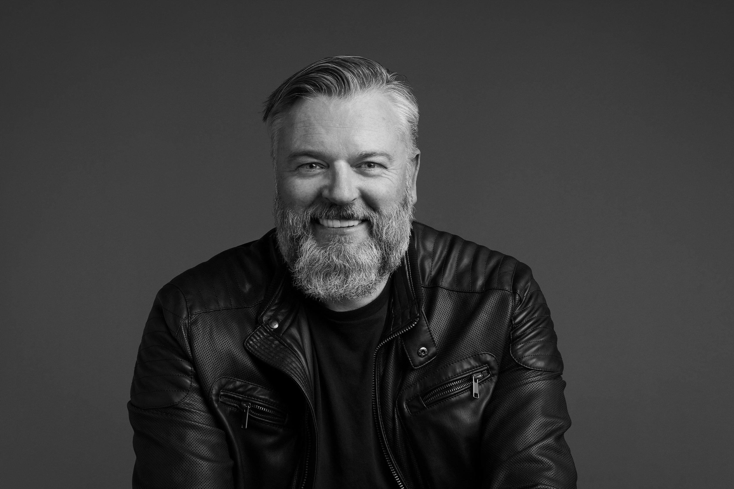 Interbrand Australia CEO Nathan Birch