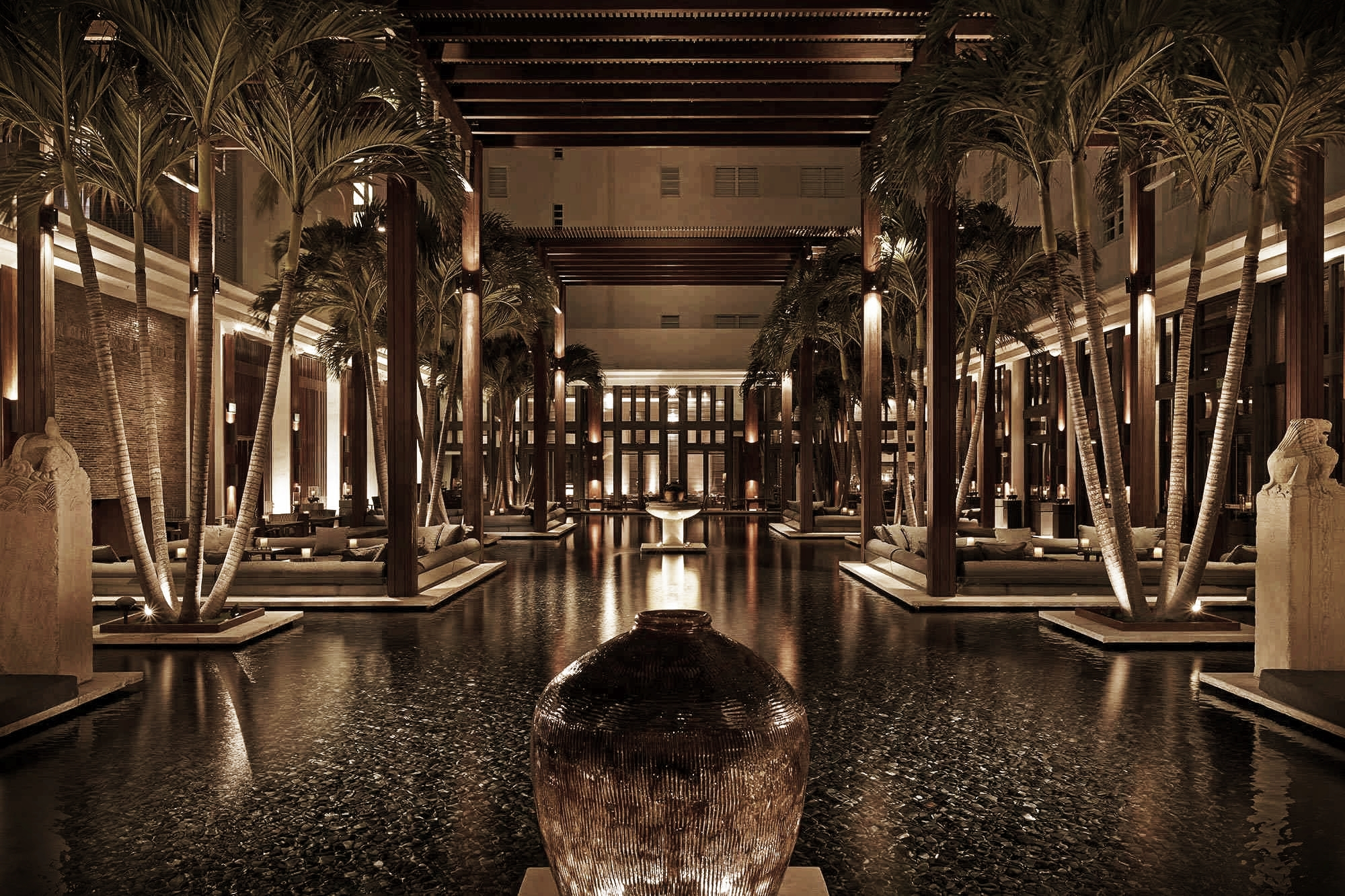 SLEEP_  THE SETAI.  #AsianStyle #Wellbeing #Location #Quality&Design #BestPool   www.thesetaihotel.com