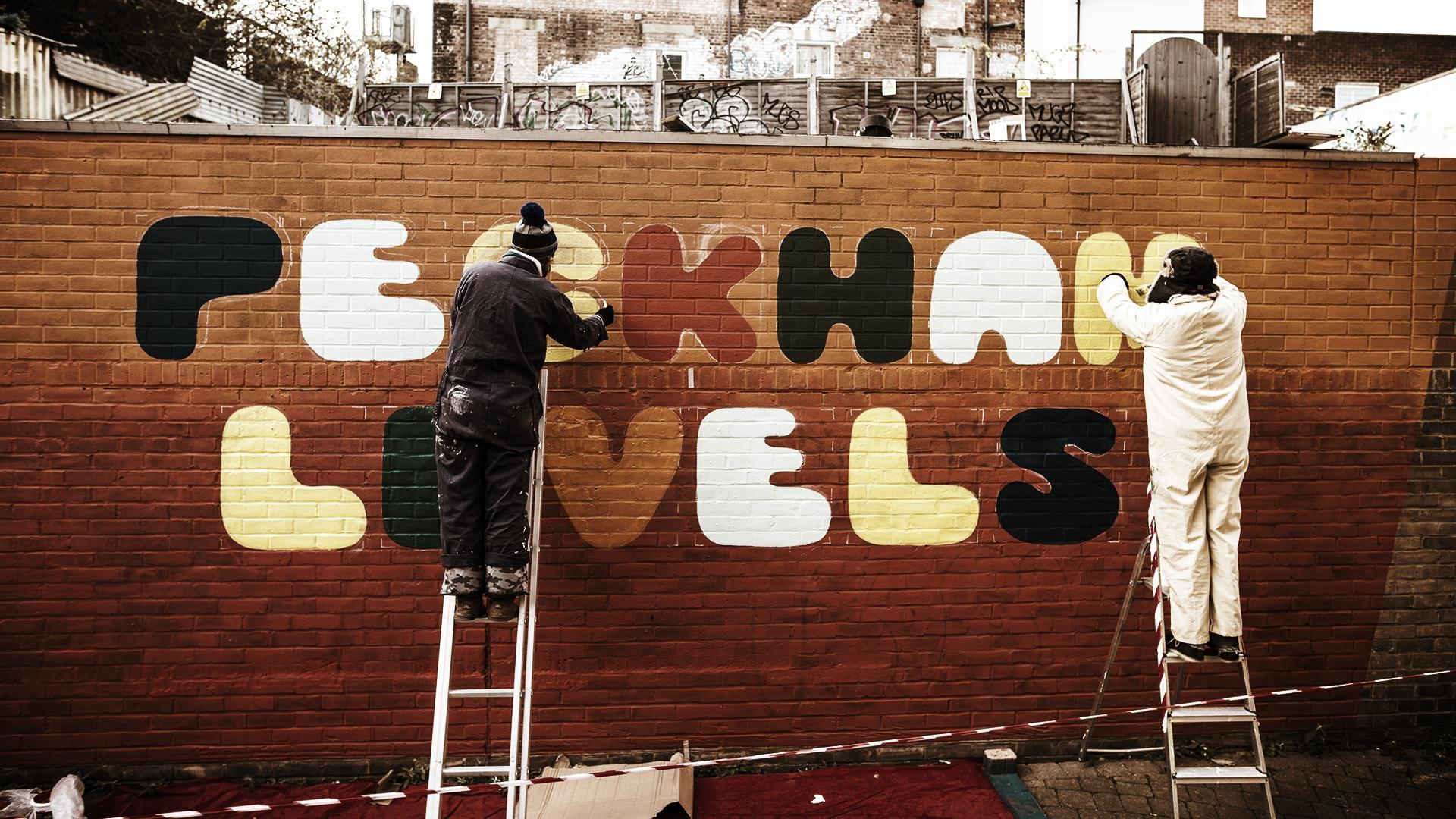 COMMUNITY_  PECKHAM LEVELS.  #Peckham #Community #Working #Foodies #LivingSpace   http://www.peckhamlevels.org