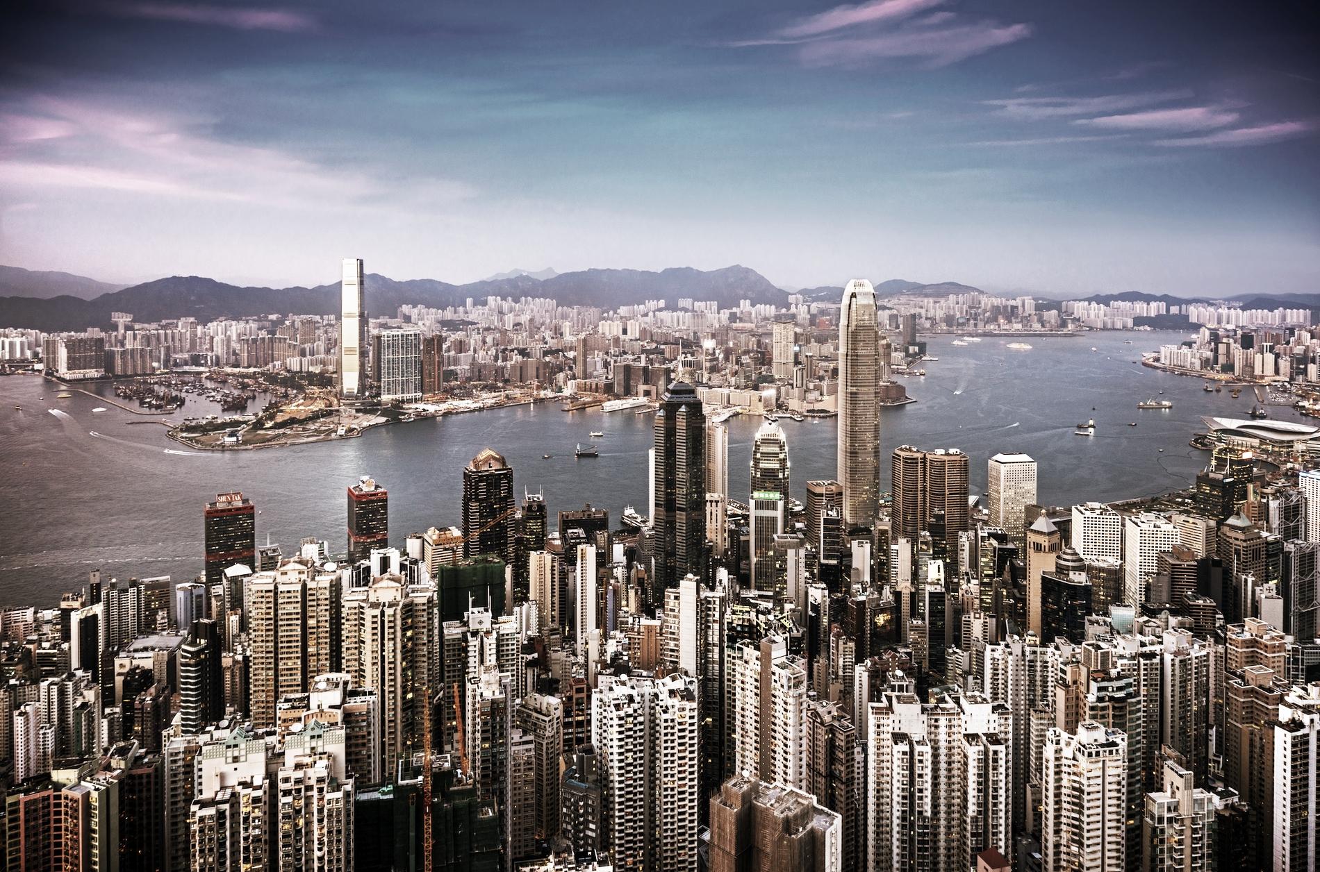 HONG KONG. - CHINA.Edition 2019.