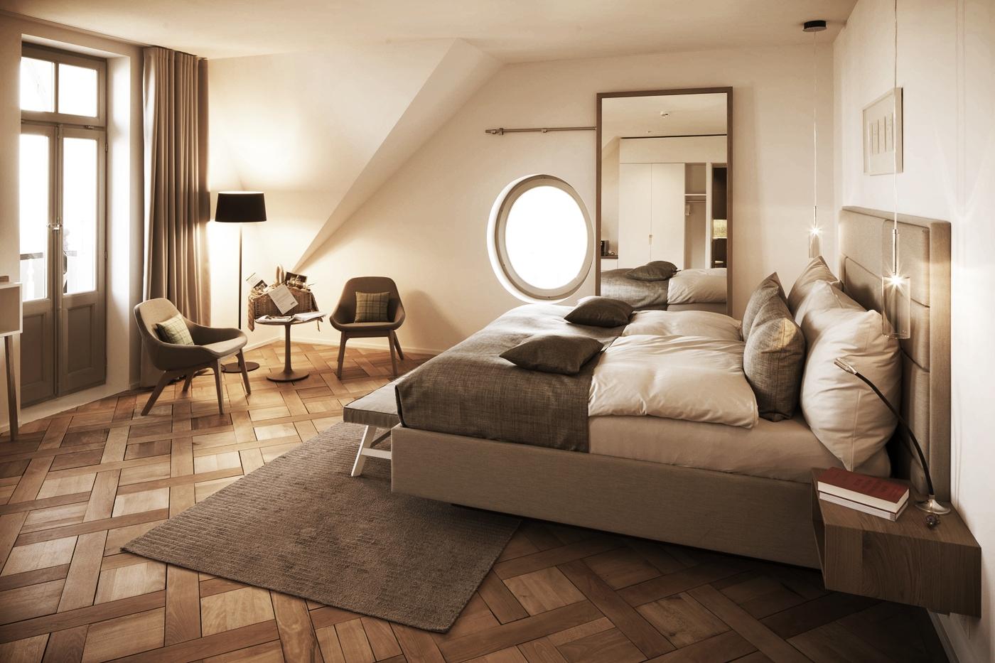 SLEEP_  HOTEL@GURTEN.  #ParkimGrünen #Gurten #TopofBern #View #Unique   https://www.gurtenpark.ch/hotel