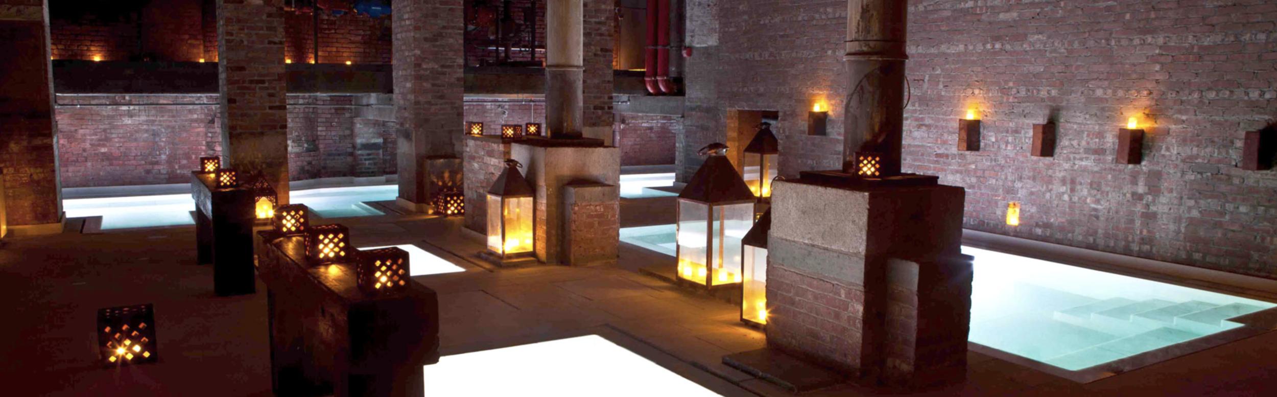 SPA & WELLNESS_  BEAIRE - ANCIENT BATH..  #AncientBath #Wellness #Spa #Relaxation #Interiors   https://beaire.com/en/aire-ancient-baths-newyork