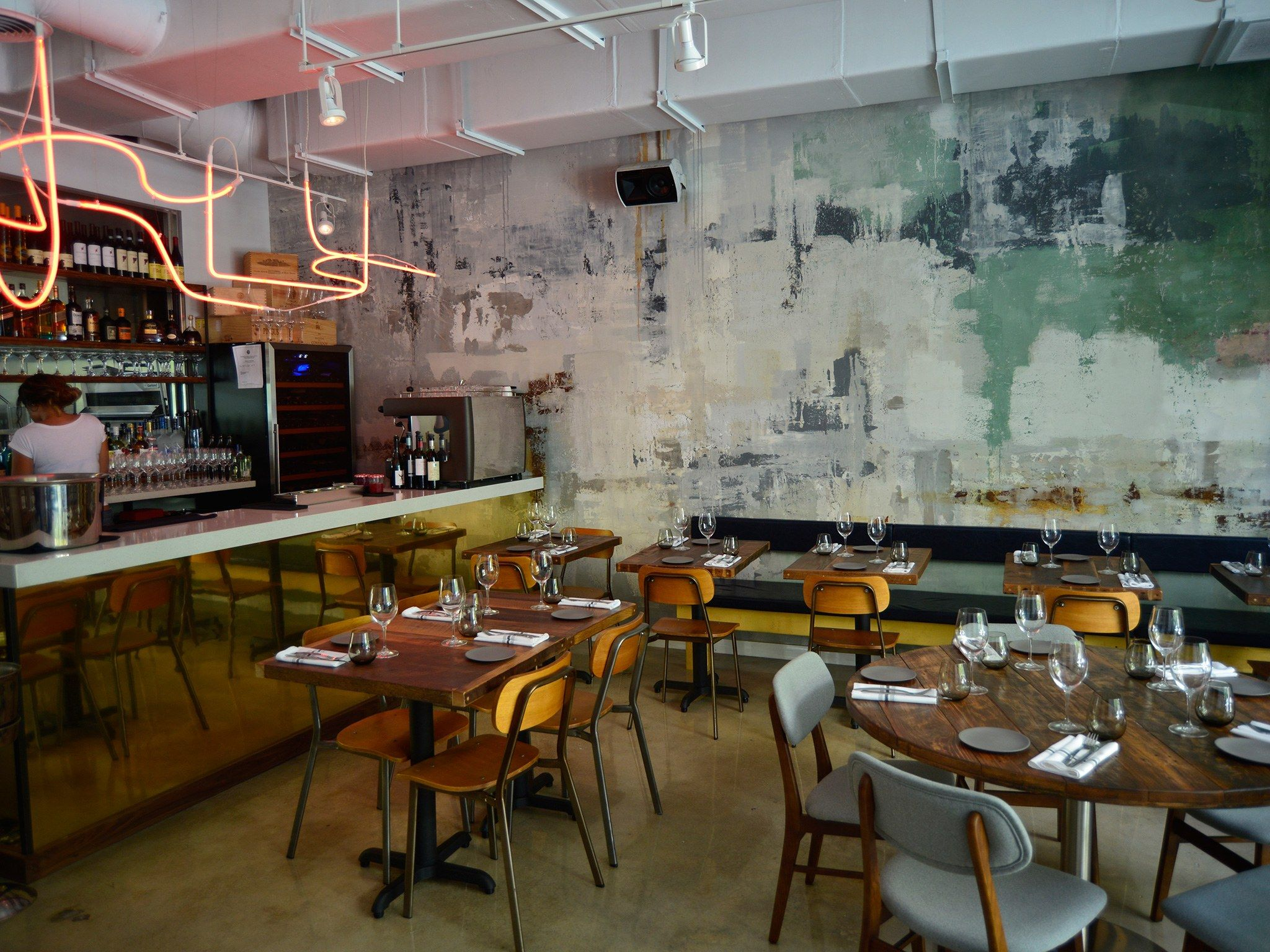 EAT & DRINK_  ALTER.  #Fusion #Local #Industrial   http://www.altermiami.com