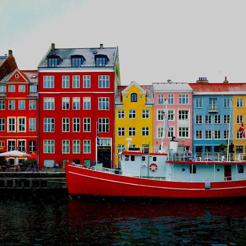 COPENHAGEN. - DENMARK.Edition 2019.