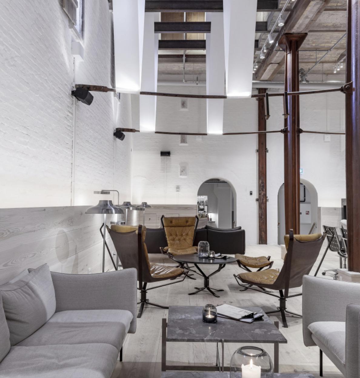 SLEEP_  OTTILIA.  #Carlsberg #Minimalistic #Suburb #Industrial #Spa    https://www.brochner-hotels.com/hotel-ottilia/