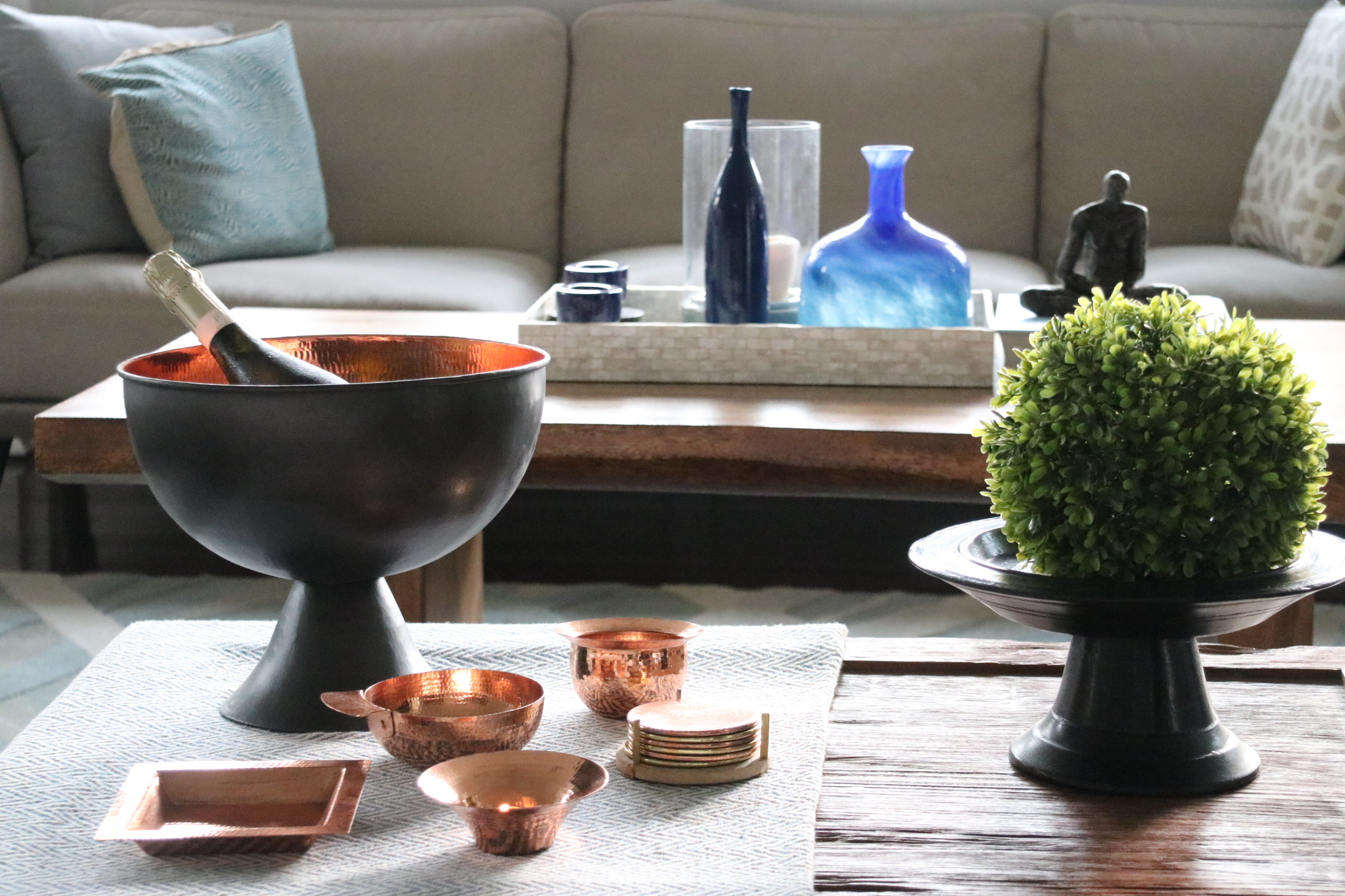 The Copper Yard - Luxurious Décor & Gift Ideas