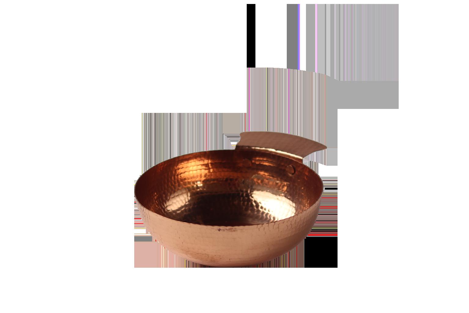 Copper Nut Bowl - S$40