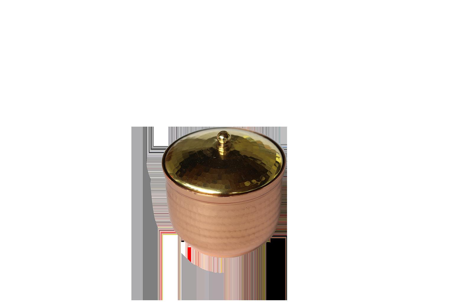 Copper Trinket Box - S$35