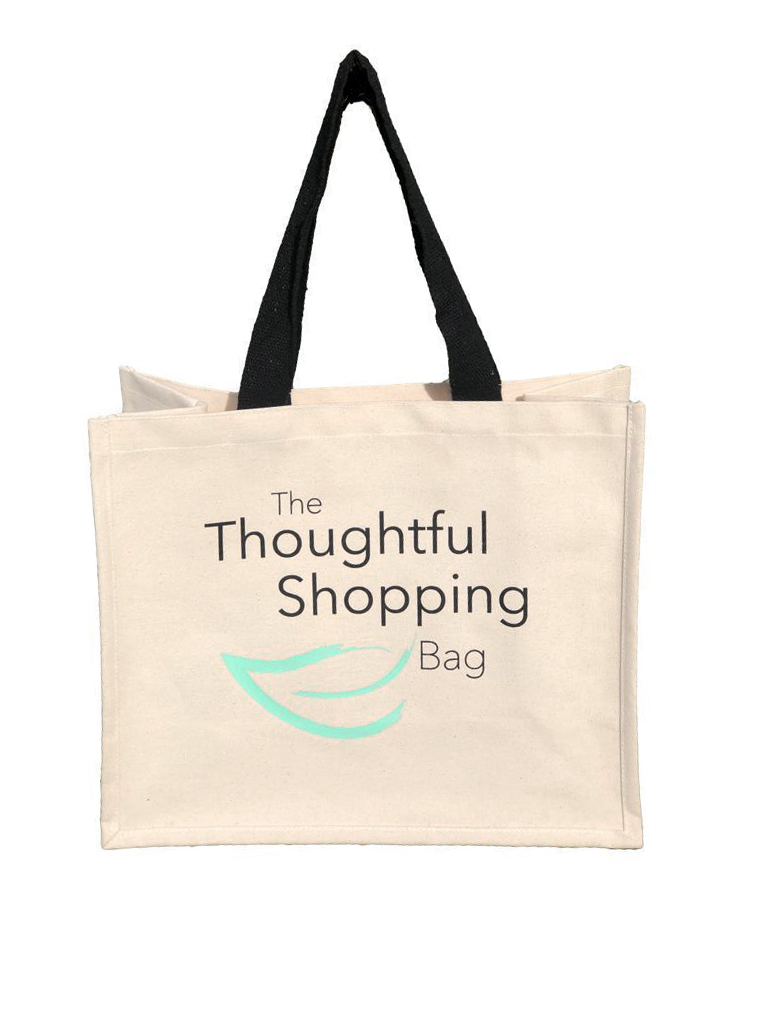The Thoughtful Shopping Bag - S$20