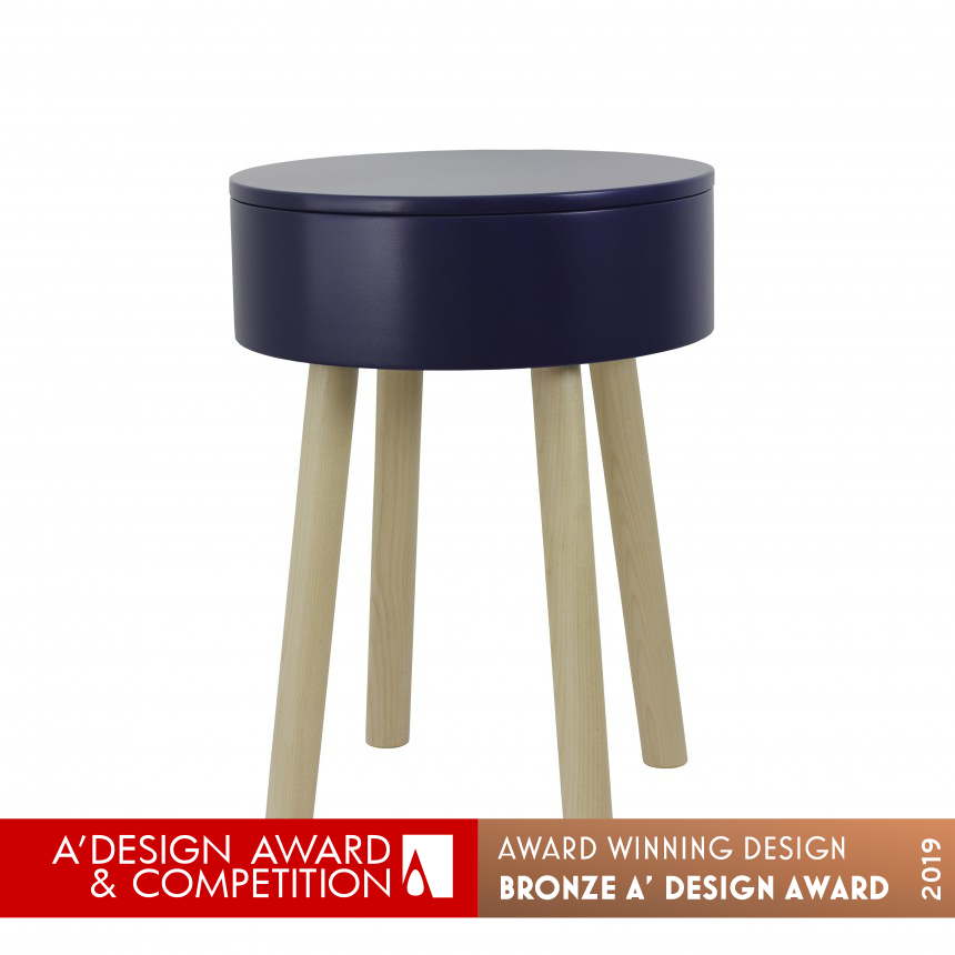 PIILO AWARDED THE BRONZE A'DESIGN AWARD - MAY 1 2019Piilo Multifunctional Stool have been awarded the Bronze A' Design Award in Furniture, Decorative Items and Homeware Design Category by the International Design Academy, the grand jury panel of the A' Design Award & Competition which consists of internationally influential press members, established designers, leading academics and prominent entrepreneurs.The A' Design Award is the World's most influential and largest design accolade, presented each year in Italy. The A' Design Award gives recognition to the excellence of design on the international stage.Checkout Piilo Multifunctional Stool here>>