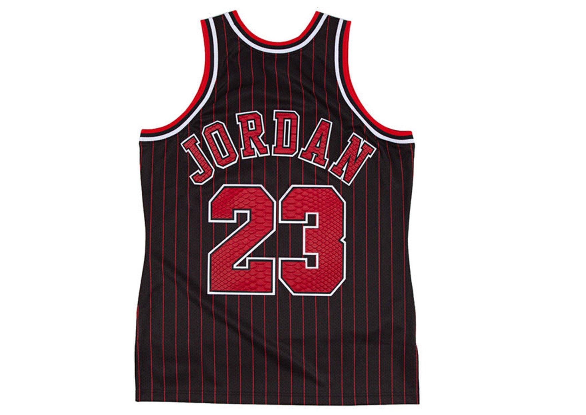 michael jordan jersey mitchell and ness