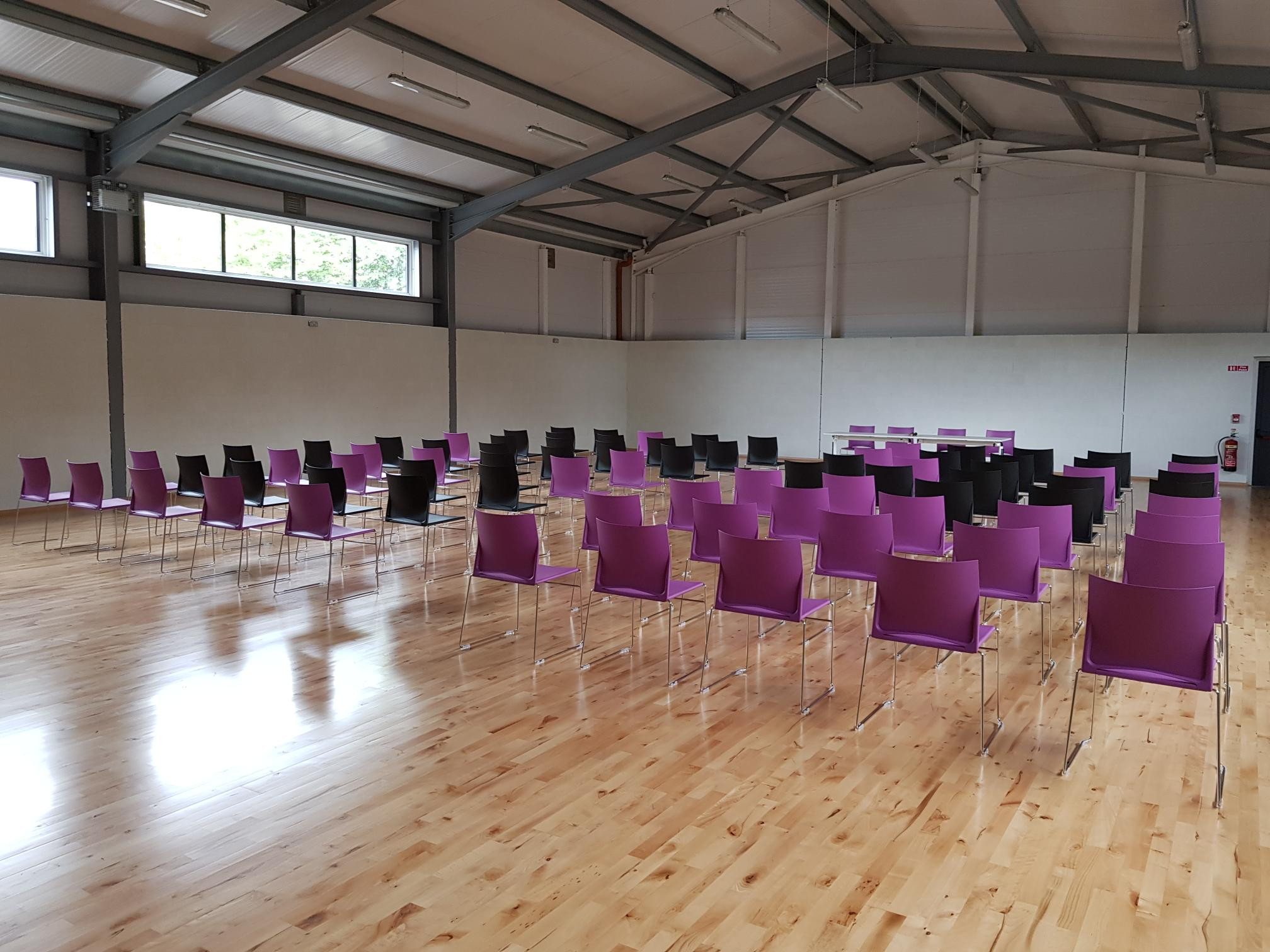 The Hall - Host your next big event in the Monread Community Centre.
