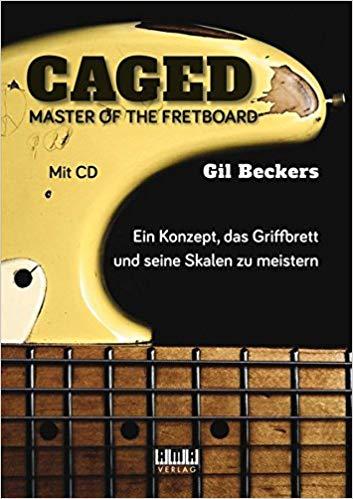 Gil Beckers - Musicians Institute HollywoodStudio und Live MusikerCAGED Buch