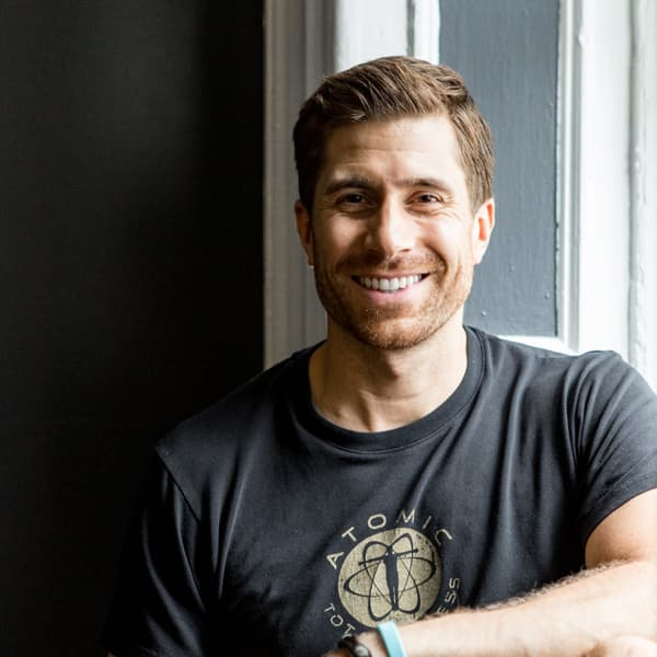 Adam Shuty - Engineer, Martial Artist, Weightlifter and Certified Strength and Conditioning Specialist, Adam's diverse background forms the backbone of the culture, attitude and training at ATOMIC.