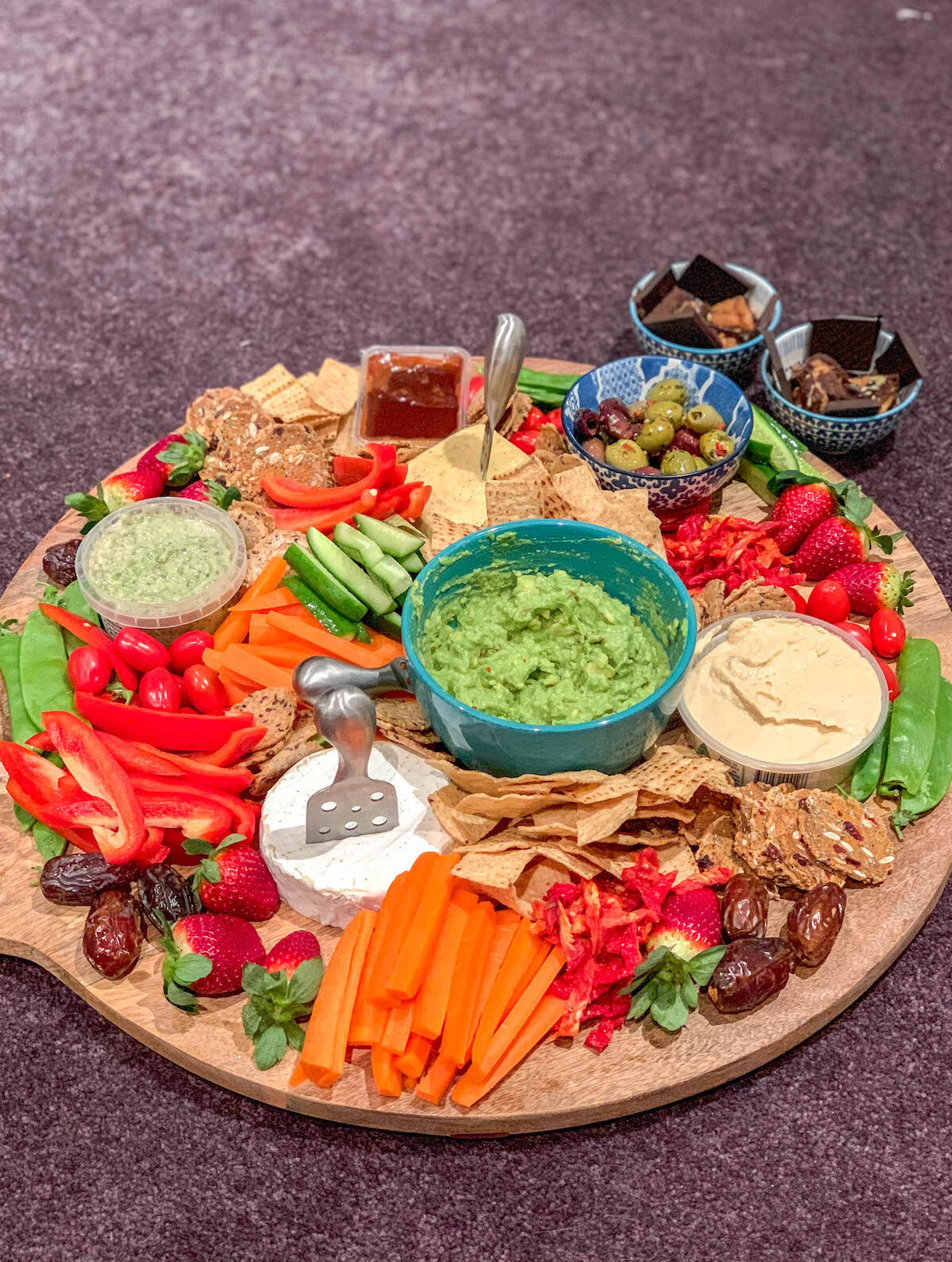 Shahna Sarpi Project Nourish A Simple Guide To Putting Together A Healthy Platter