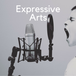 Click to learn a little about art, music, dance and expression at this age.