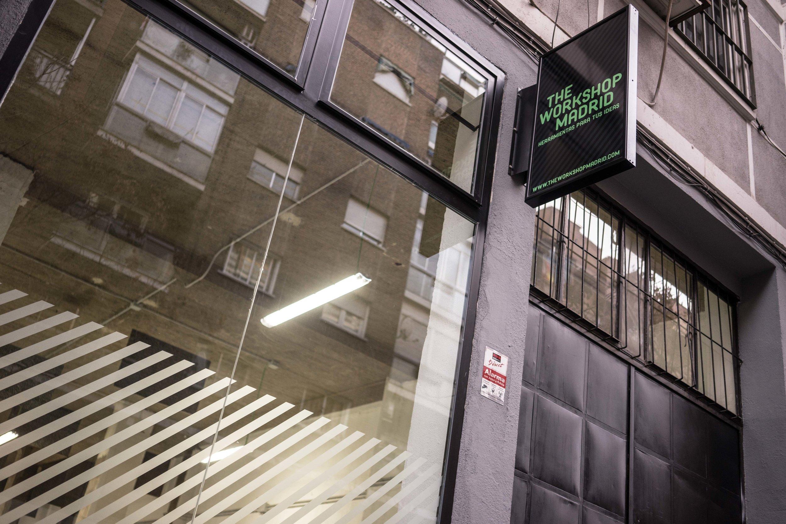 Herramientas para tus ideas - un espacio creativo en el centro de Madrid