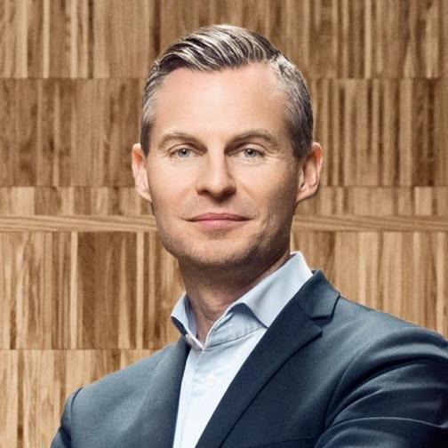 Samuel Skott, VD tele2 Sverige
