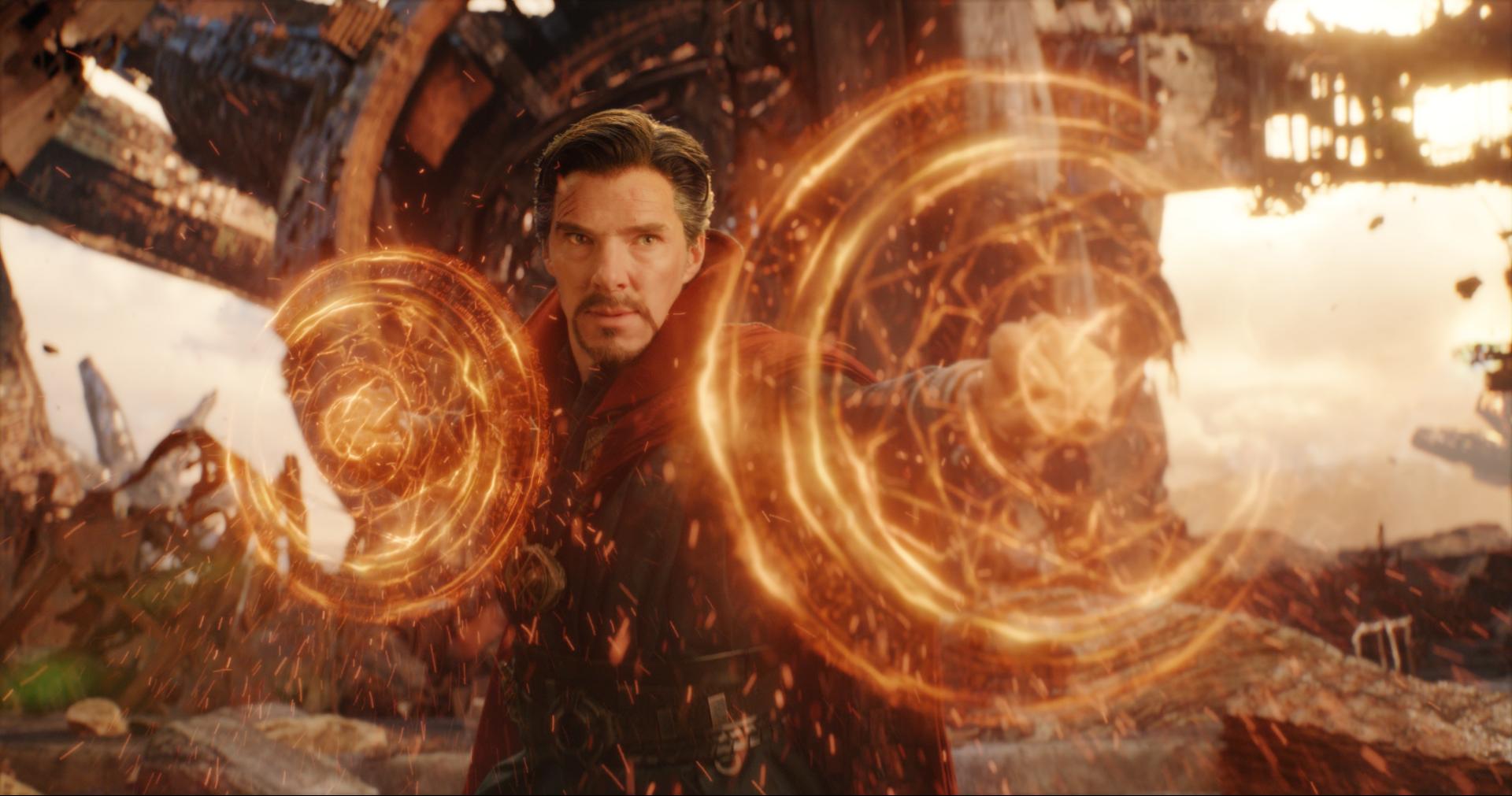 Avengers: Infinity Wars -