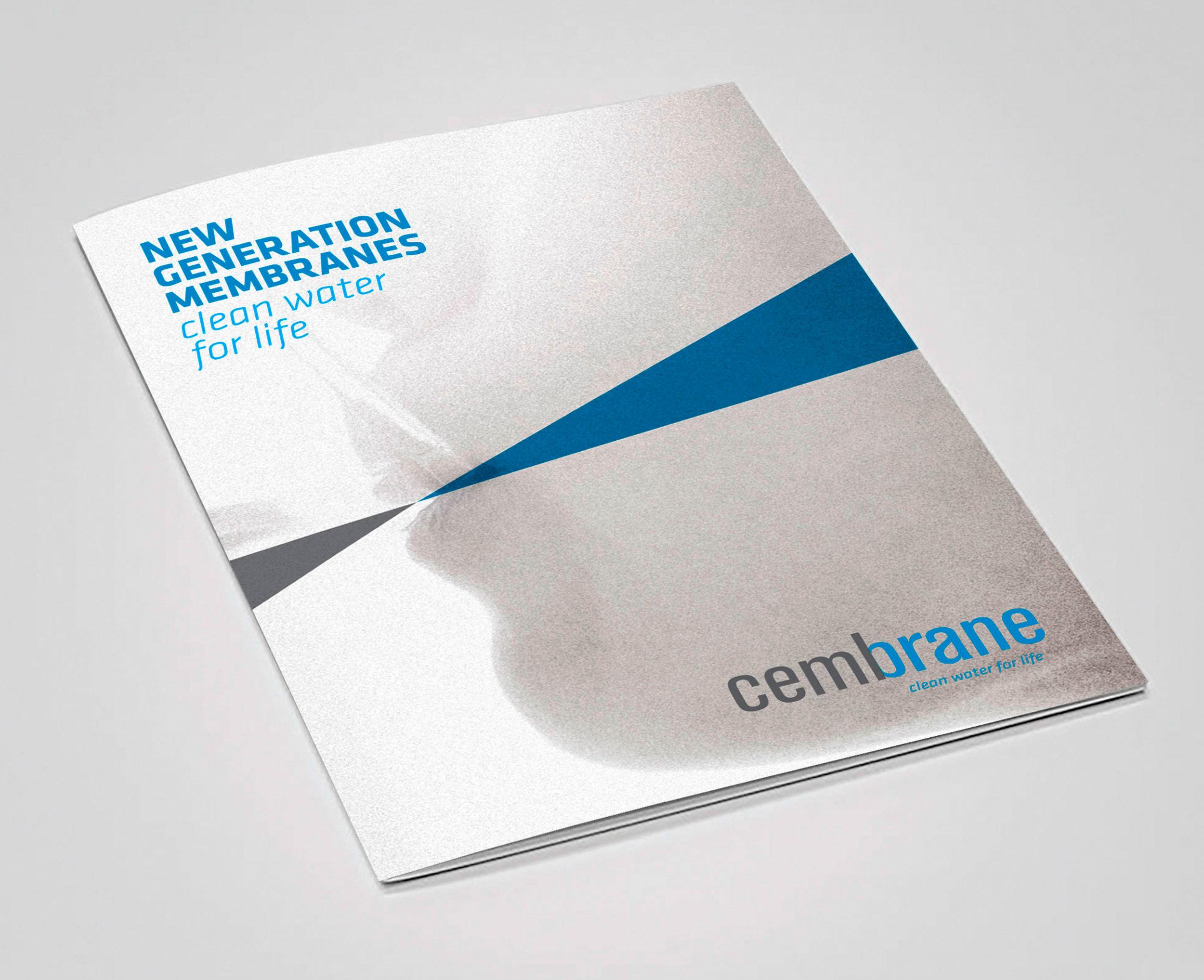 COMPANY BROCHURE - Cembrane company brochure